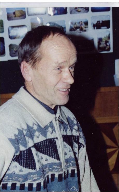 Колясников Юрий Андреевич, директор музея (1993–2001)