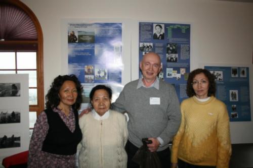 В кругу коллег и единомышленников. Международная конференция «Дни Берингии» г. Ном, Аляска США (09-13 сентября 2011 г.)