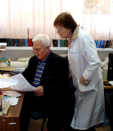 Ознакомление с составом питьевых вод Магадана. Глотов и Матвеева. 2015