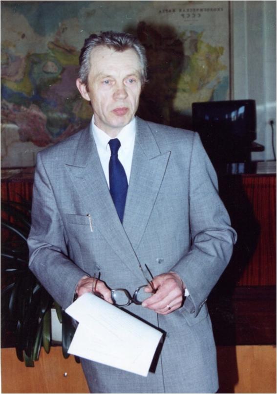 Шаповалов Вячеслав Степанович, директор музея (2002–2006)